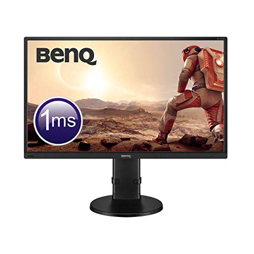 BenQ GL2706PQ 68,58 cm (27 Zoll) LED Gaming Monitor (HDMI, QHD 2K Eye-Care, Höhenverstellung, Display Port, 1ms Reaktionszeit)