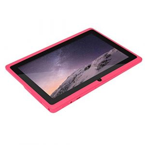 "7 ""Google Android 4.4 Quad Core Tablet PC 1 GB + 8 GB Dual Kamera Wifi Bluetooth (Red)"