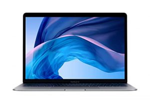 Apple MacBook Air (13″, 1,6 GHz Dual‑Core Intel Core i5 Prozessor, 128GB) – Space Grau