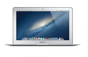 Apple MacBook Air MD711LL/B – 11.6-Inch Laptop (4GB RAM, 128 GB HDD, OS X Mavericks) (Refurbished)