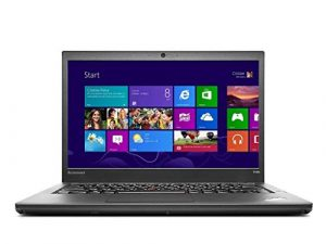 Lenovo ThinkPad T440s i7 Premium Business-Notebook – 240GB SSD, Intel Dual Core i7 Prozessor, 12 GB RAM, 14″ Zoll 1920×1080 Full-HD Multitouch Display, Windows 10 Pro