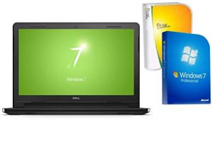 Notebook Dell 3552 – 8GB RAM – 1000GB HDD – Windows 7 Pro + Office – 39cm (15.6″) TFT – CD/DVD Brenner – Bluetooth