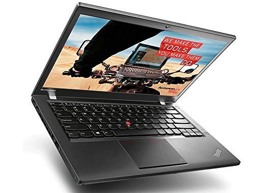 Lenovo ThinkPad T440s | Intel i7 | 2.1 GHz | 1920x1080 IPS TOUCHSCREEN | 12 GB | 1000 GB HDD | Web Cam | 14 Zoll | Windows 10 | (Generalüberholt) XMN