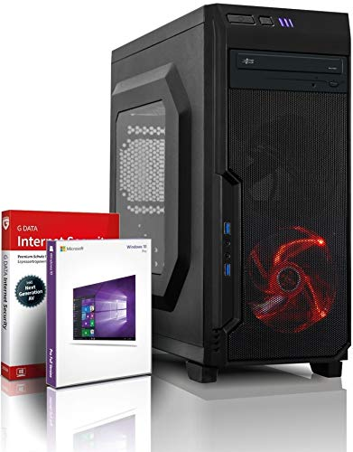 Intel Core i7 Monster Gamer mit 3 Jahren Garantie! | Intel i7 3770, 8 Threads, 3.9 GHz | 16GB | 512GB SSD + 2 TB | Geforce GTX 1650 4 GB DDR5 | USB 3.0 | DVD±RW | WLAN | Win10 | MS Office | #6125