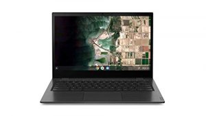 Lenovo 14e Chromebook Notebook, Display 14″ Full HD TN AntiGlare, Prozessor AMD A4, 64GB Emmc, 4GB RAM, Chrome OS, Mineral Grey