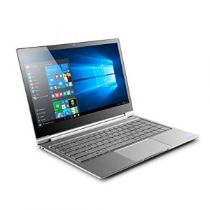 CSL R'Evolve T14 inkl. Win10 Home – Lautloses UltraSlim-Notebook in edlem Metallgehäuse mit 14,1″ IPS-Touchscreen, Intel Celeron N3450 4X 2200 MHz, 240GB M.2 SSD, 4GB RAM, AC WLAN, USB 3.1, Bluetooth