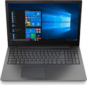 Lenovo Notebook 15.6″ FullHD, Pentium Gold 4417U Dual Core, 4GB RAM, 128GB SSD, Intel HD Graphics 620, Windows 10 Pro, Schwarz