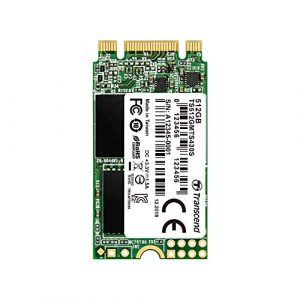 Transcend 430S Solid State Drive (SSD) M.2 512 GB Serial ATA III – Interne Solid State Drives (SSD) (512 GB, M.2, 560 MB/s, 6 Gbit/s)